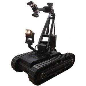 Superdroid HD2 Swateod Treaded Robot W5DOF