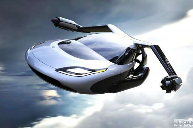 Terrafugia Company Says Flying Hybrid Car Could Be In The Skies